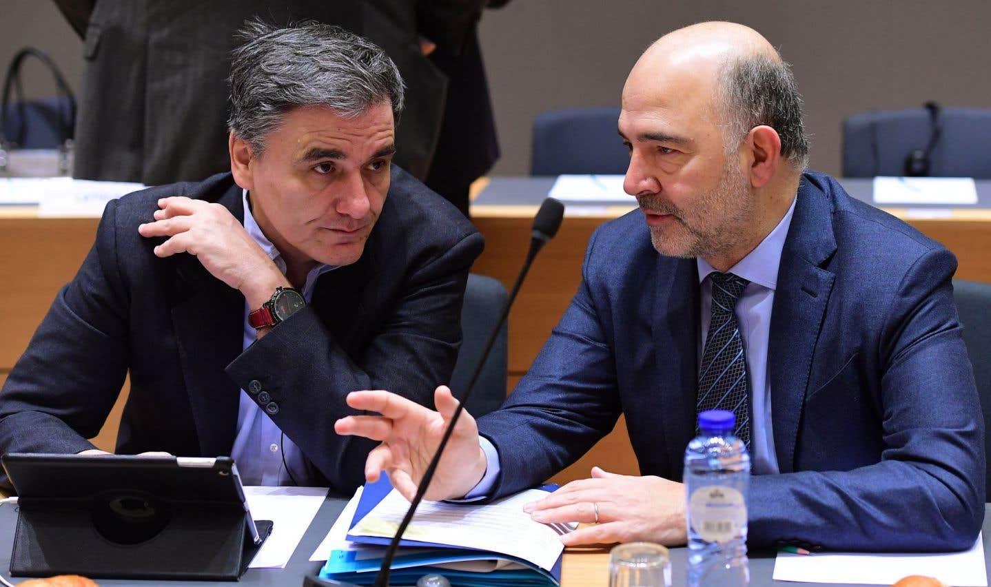 La Grèce entrevoit la «lumière au bout de l'austérité»
