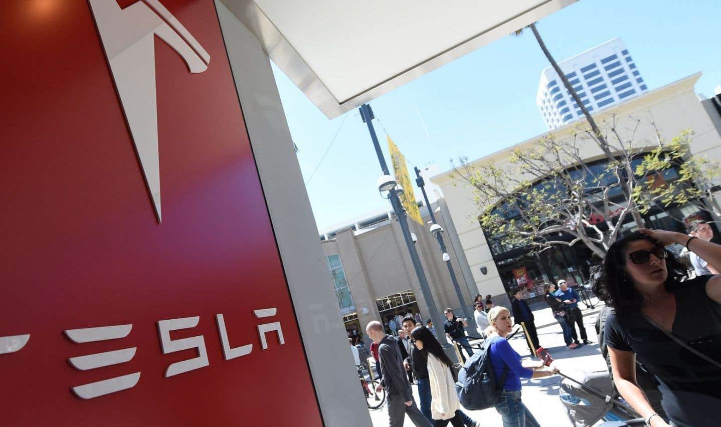 Tesla à la recherche de financement pour son Model 3