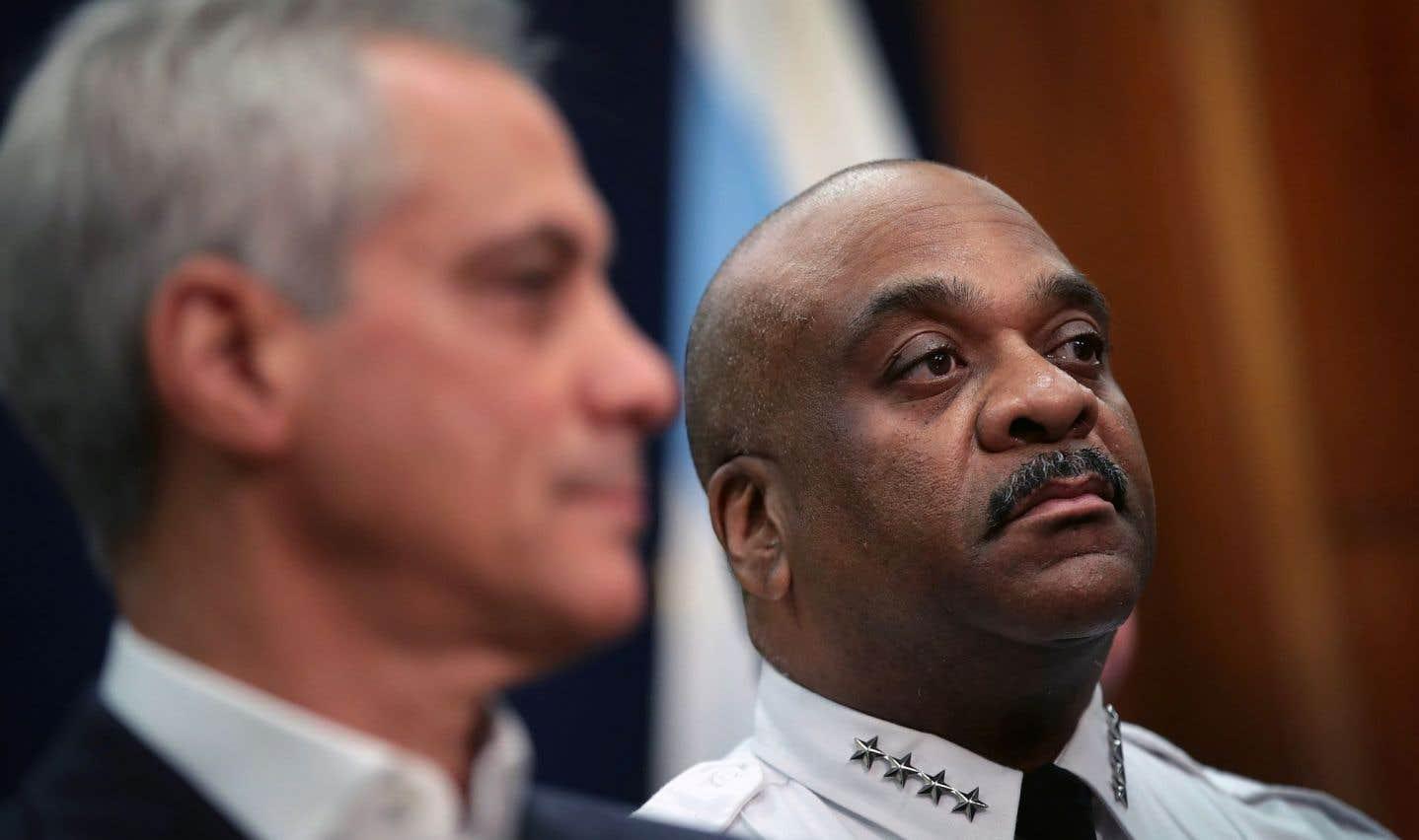 Ville sanctuaire, Chicago poursuit le gouvernement Trump