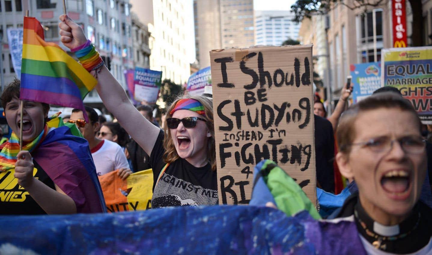 En Australie, des manoeuvres politiques autour du mariage pour tous