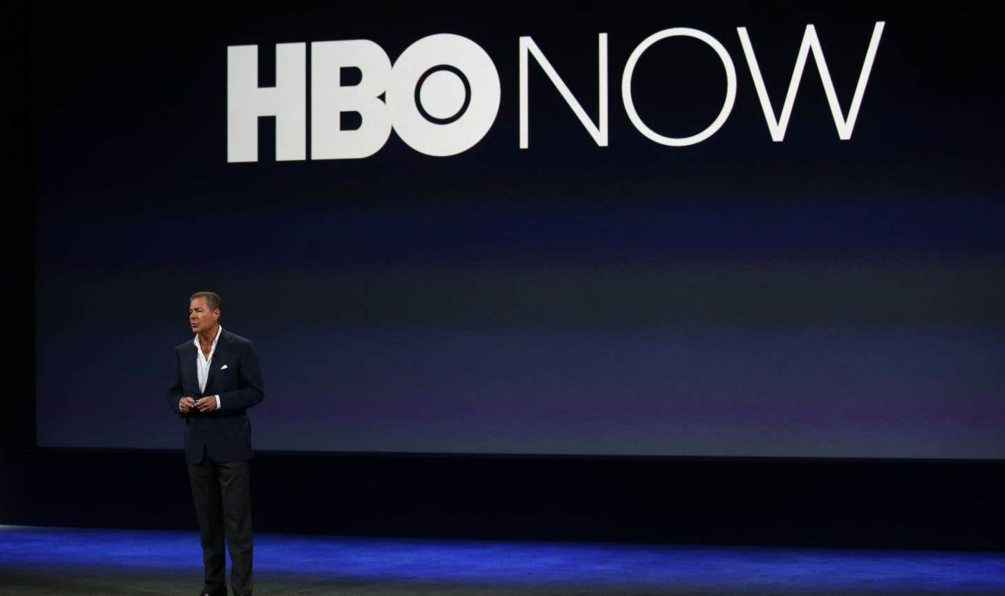 Le patron de la chaîne HBO, Richard Plepler