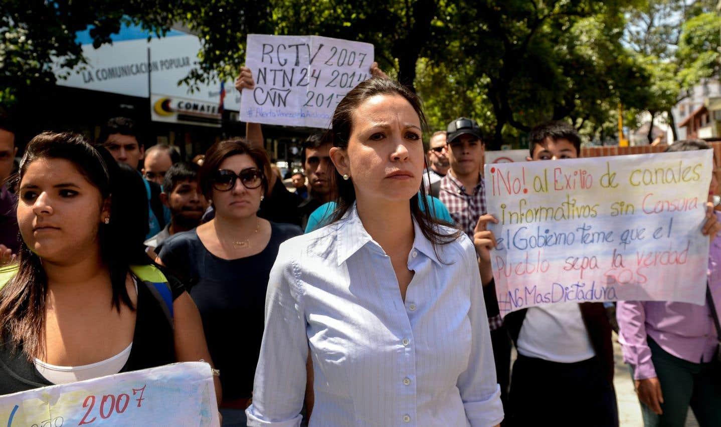 Le Venezuela, «État mafieux et verrouillé»