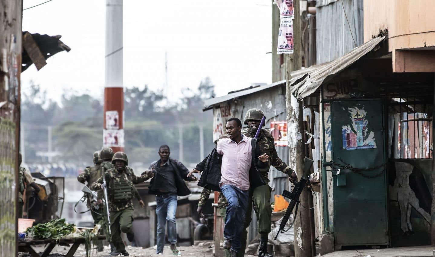 Présidentielle: l'opposition kenyane crie à la fraude «monumentale»