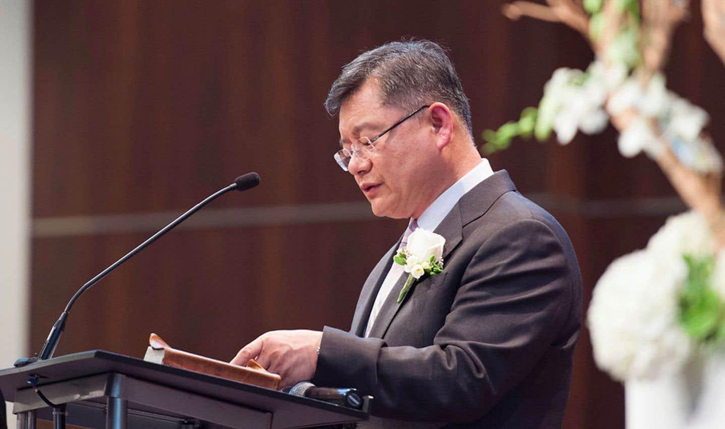 Corée du Nord: le pasteur canadien emprisonné est libéré, confirme Trudeau