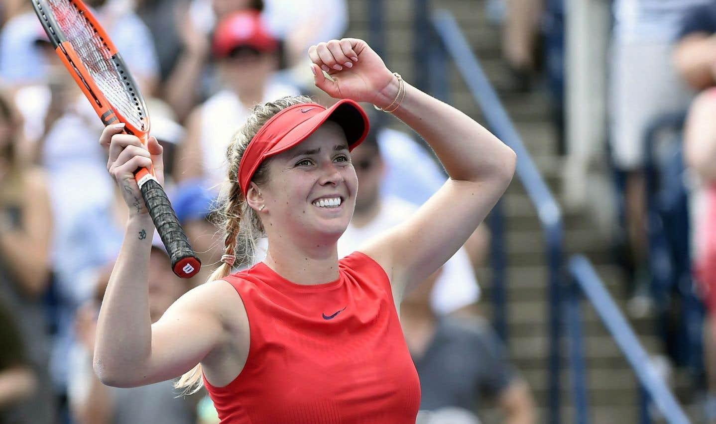 Svitolina triomphe à la Coupe Rogers, battant Wozniacki en finale