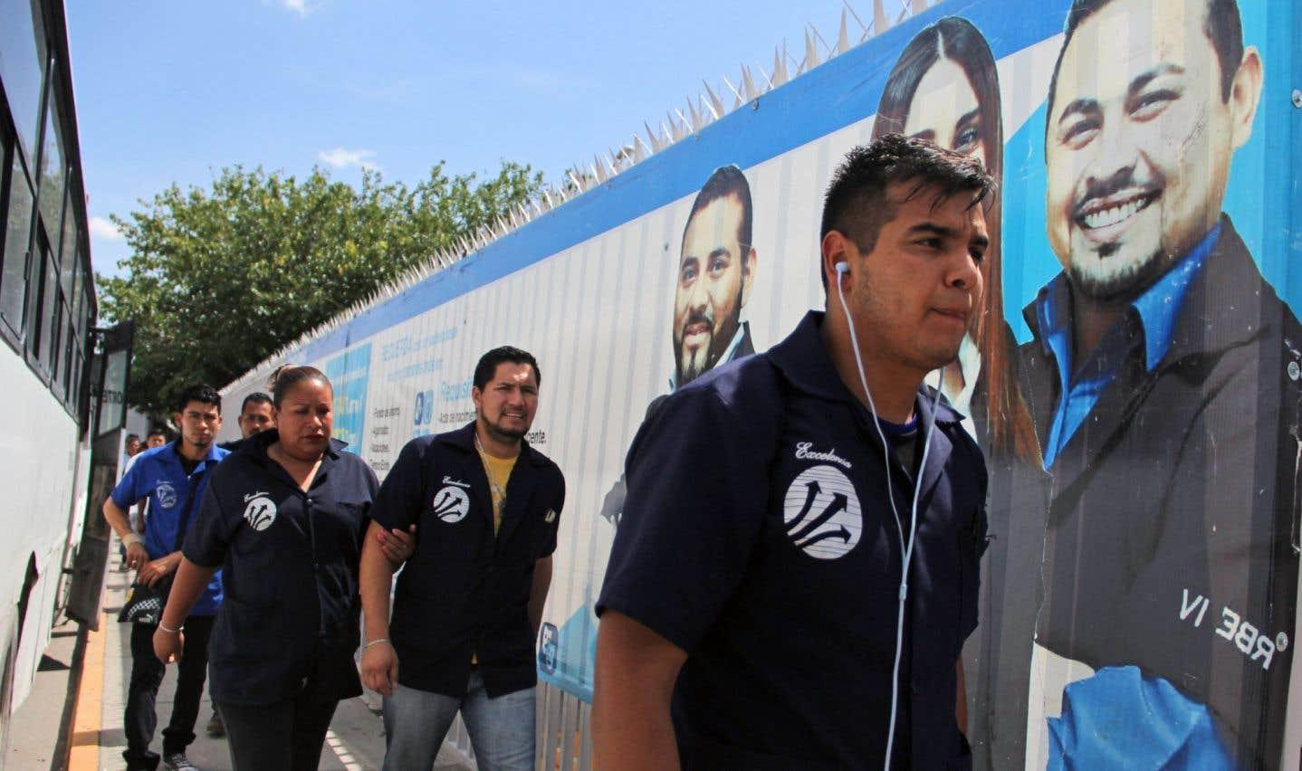 À Ciudad Juárez, la renégociation de l'ALÉNA sème l'inquiétude