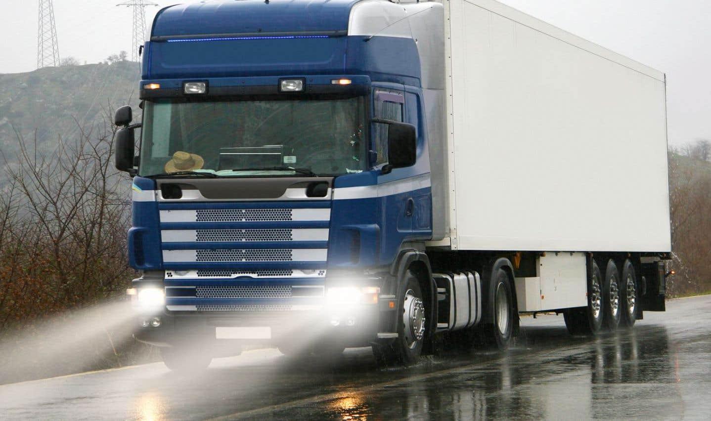 La course au camion autonome est lancée