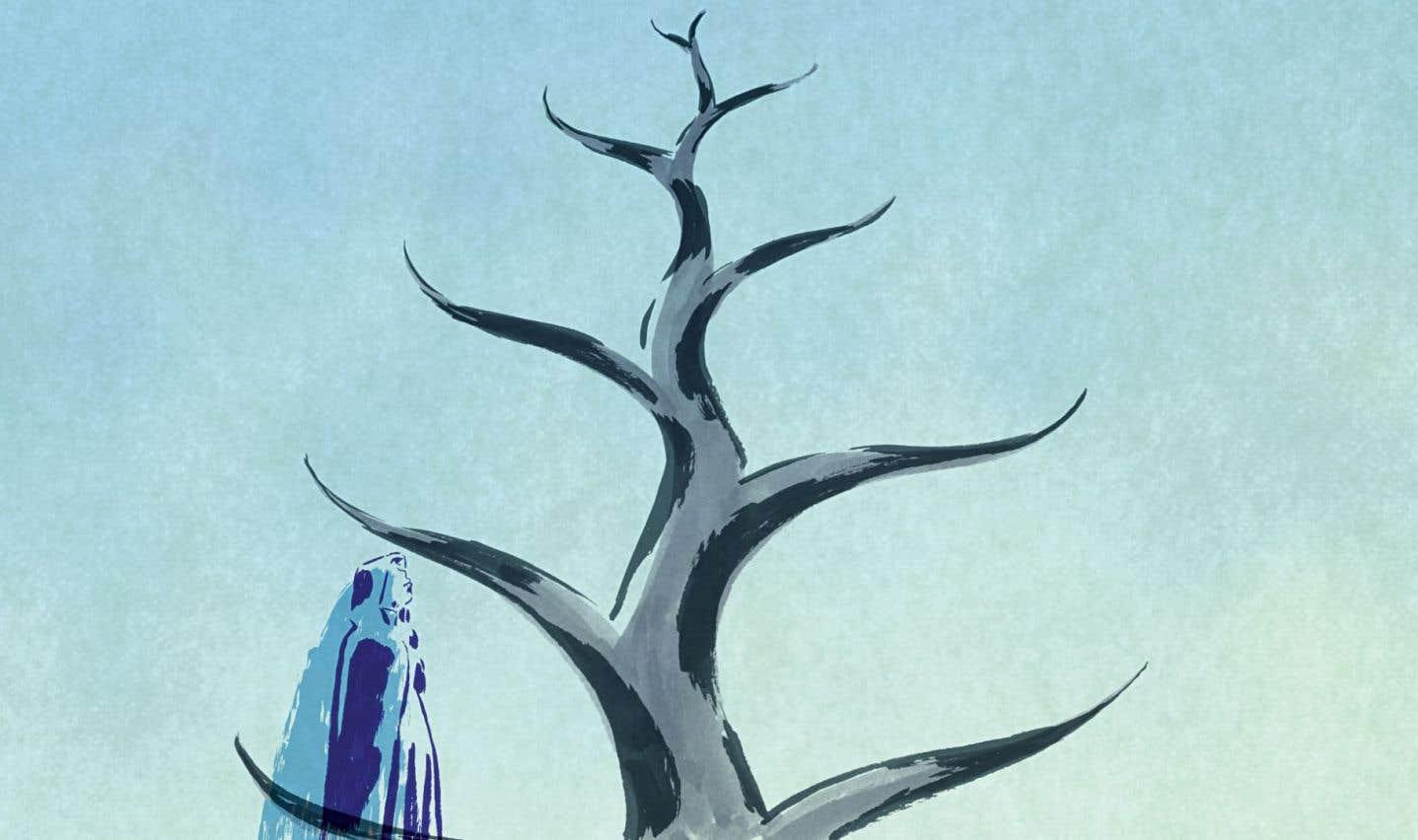 «La jeune fille sans mains» — Tenir tête