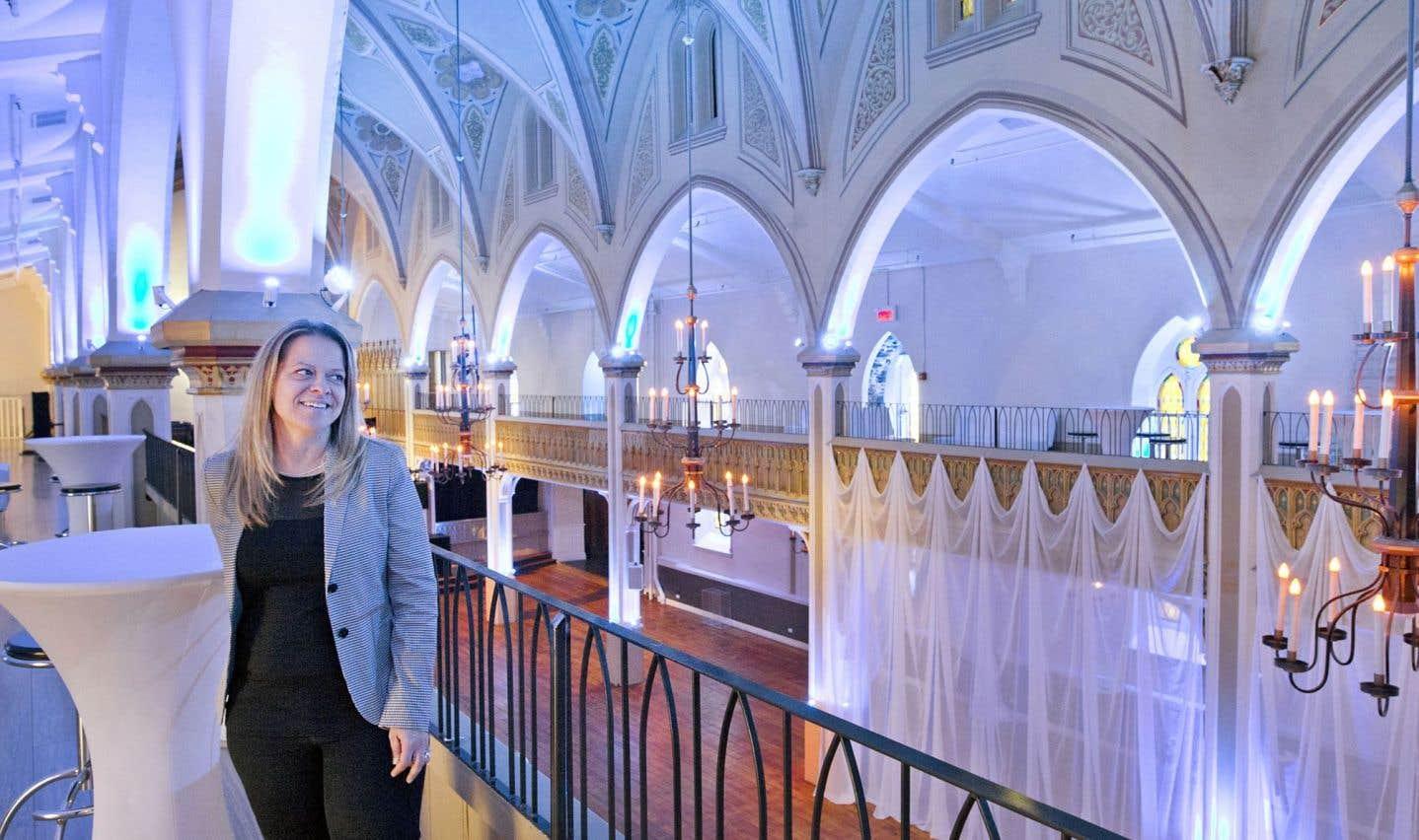 Natalie Voland, une femme d'affaires qui réinvente la ville