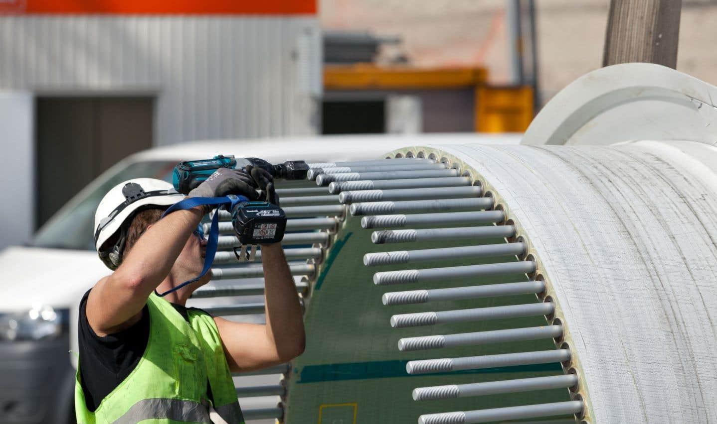 Boralex évoque une expertise québécoise importante dans l'éolien