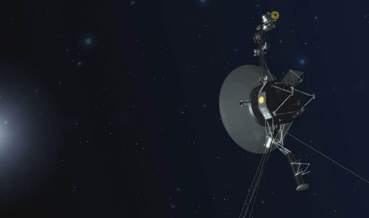 Il y a 40 ans, le lancement des sondes Voyager
