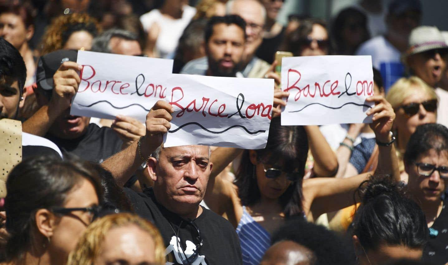 Un Canadien tué dans l'attentat de Barcelone