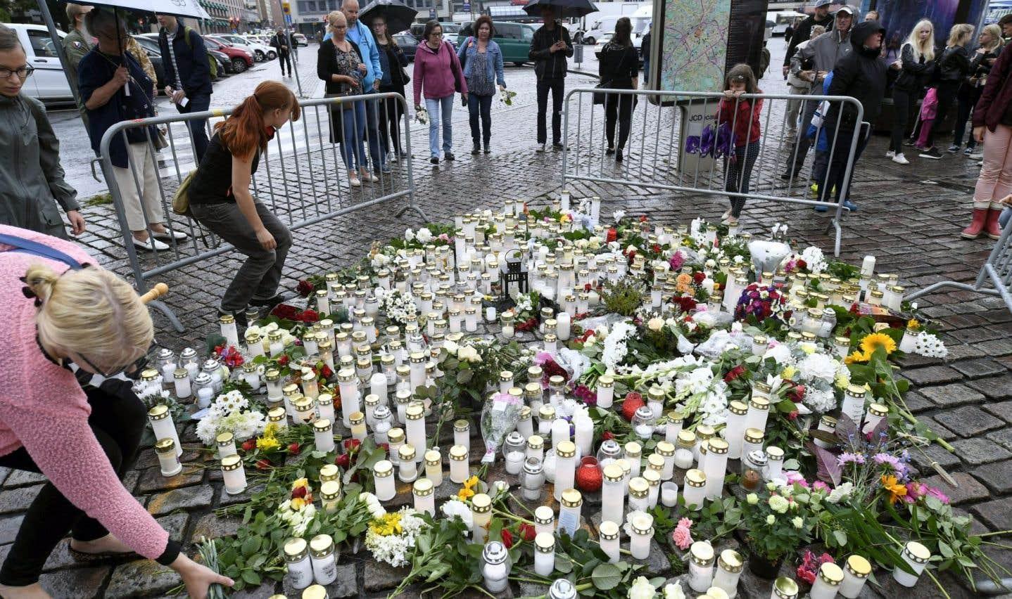 Finlande: l'attaque au couteau considérée comme «terroriste»