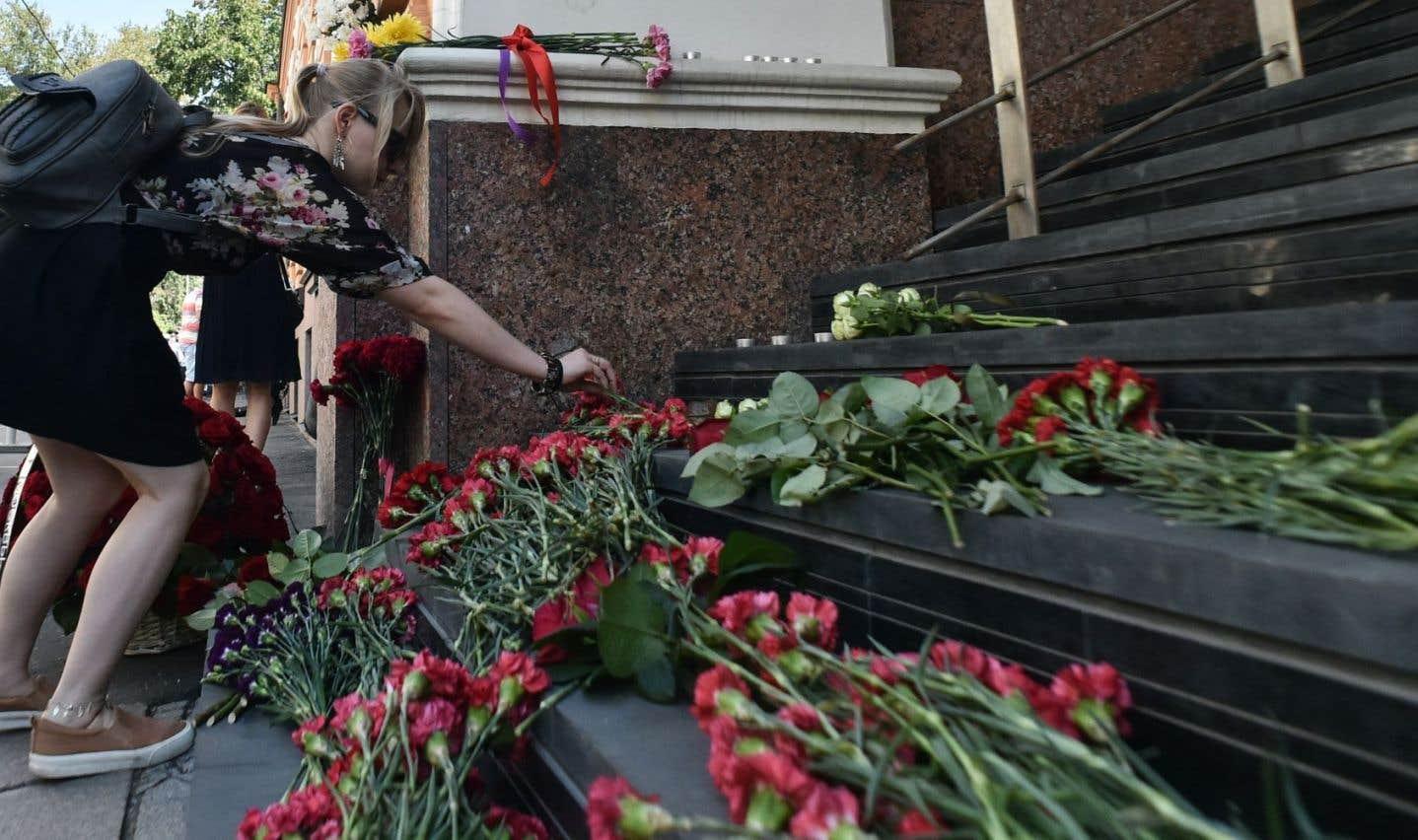 Une attaque au couteau revendiquée par le groupe EI fait 7 blessés en Russie