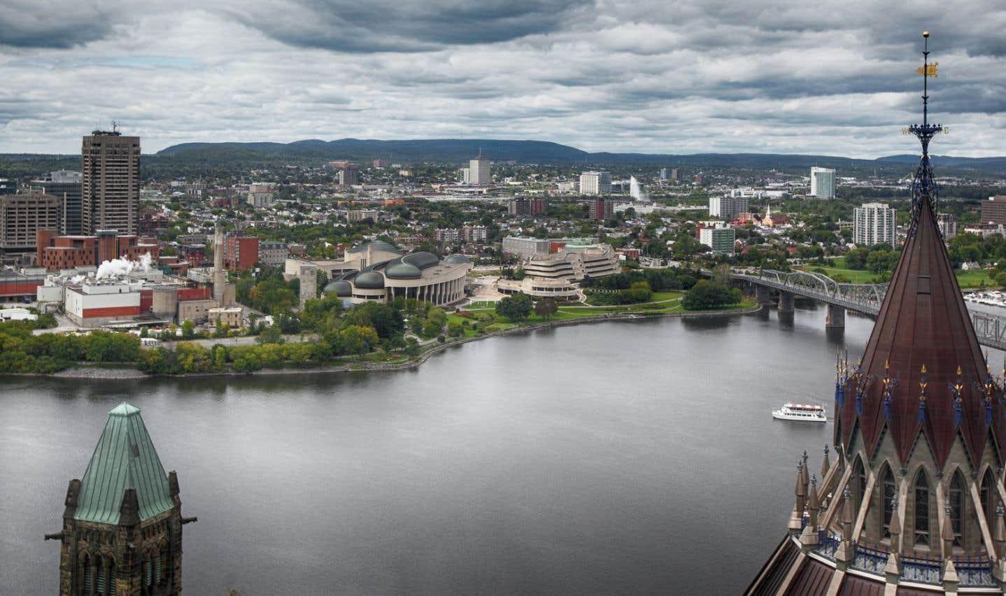 La rivière des Outaouais désignée comme lieu historique