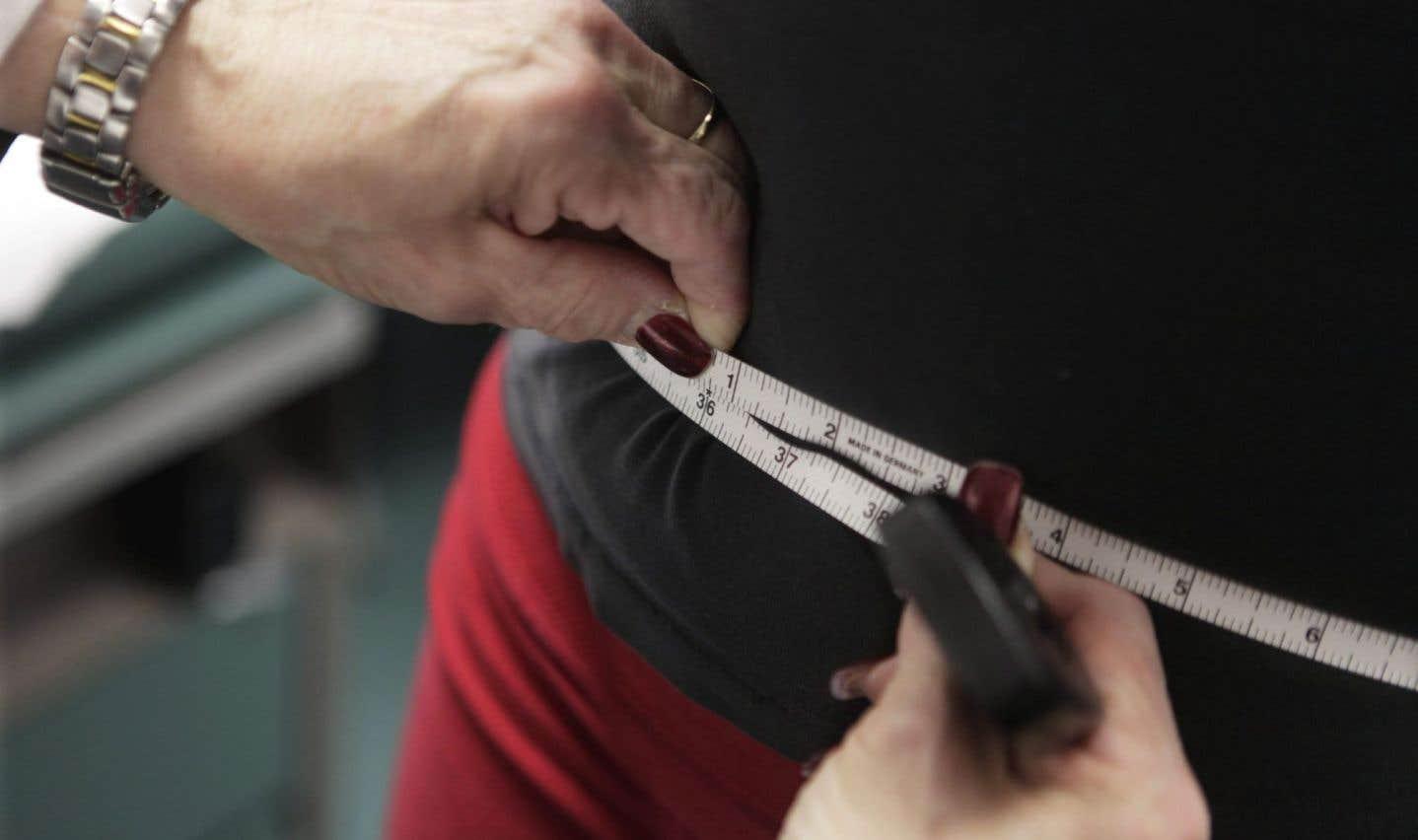 Le mythe de l'«obèse, mais en santé» déboulonné