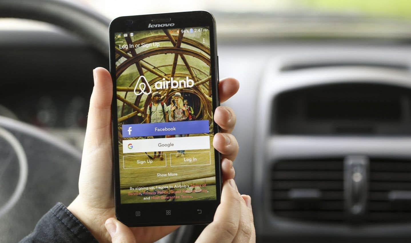 Québec promet d'en «faire plus» pour encadrer Airbnb