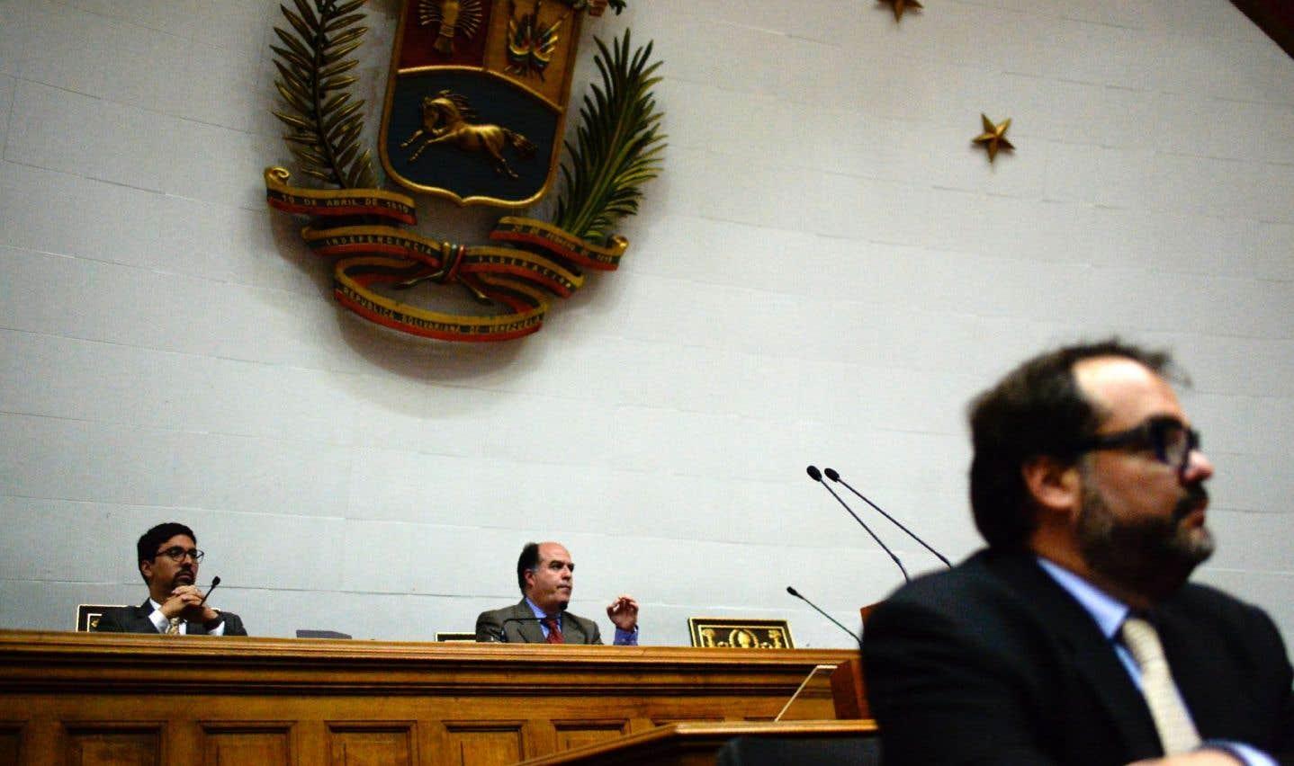 L'Assemblée constituante du Venezuela veut juger des opposants pour «trahison»