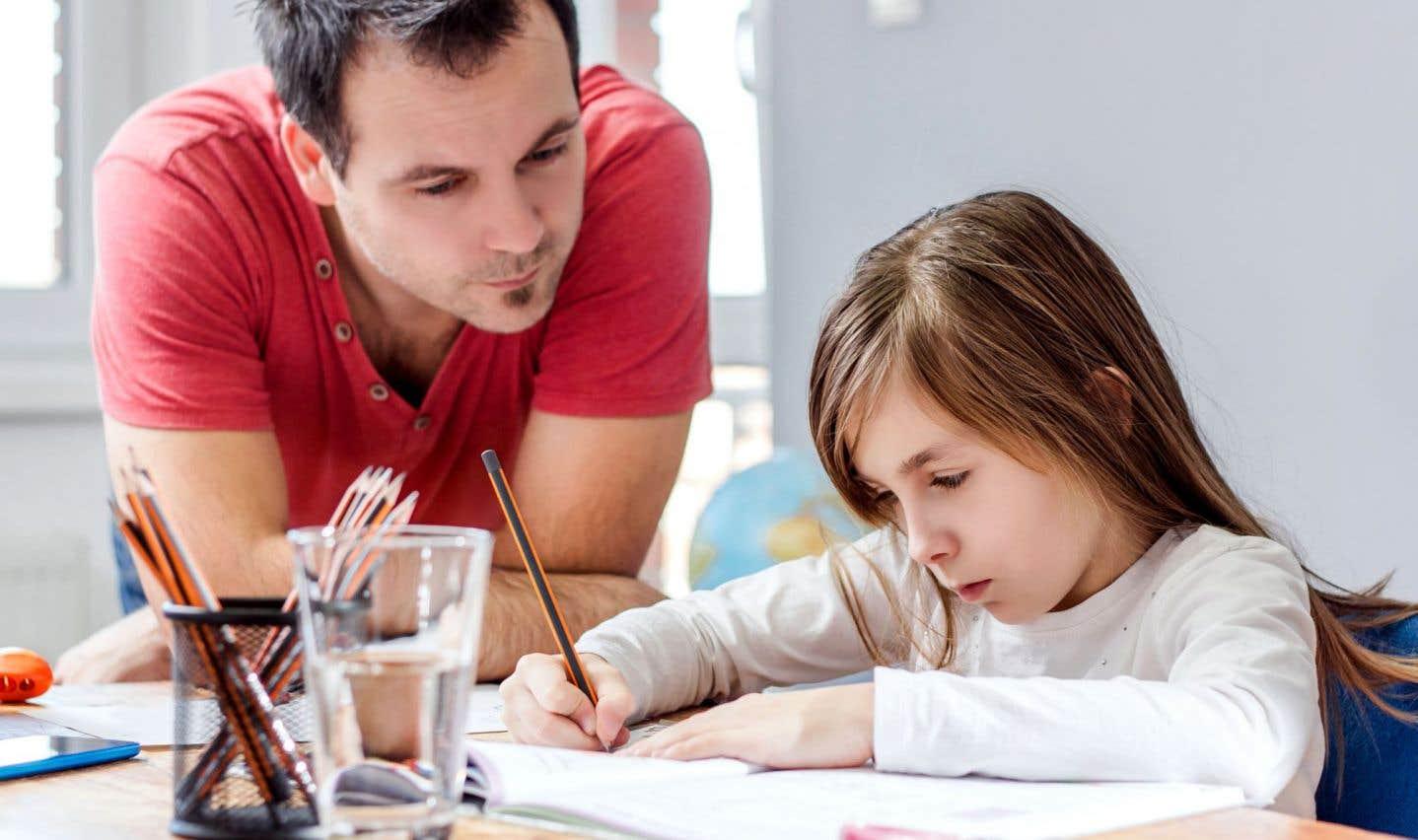 Le parent comme bouclier contre l'analphabétisme