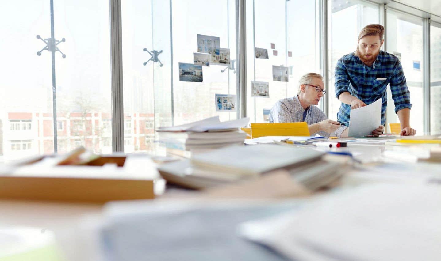 Milieu de travail: rôle-clé dans le développement de compétences