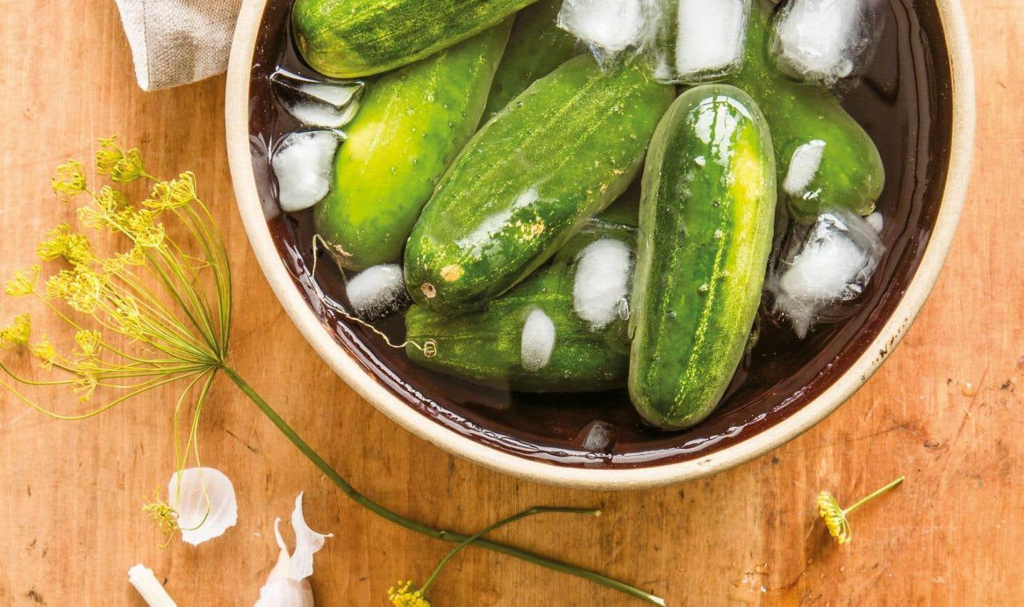 Les «pickles» fameux de David Côté