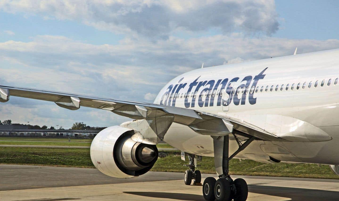L'Administration de l'aéroport d'Ottawa rejette le blâme sur Air Transat