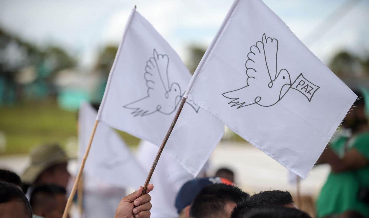 L'ex-guérilla des FARC devient le parti Force alternative révolutionnaire commune