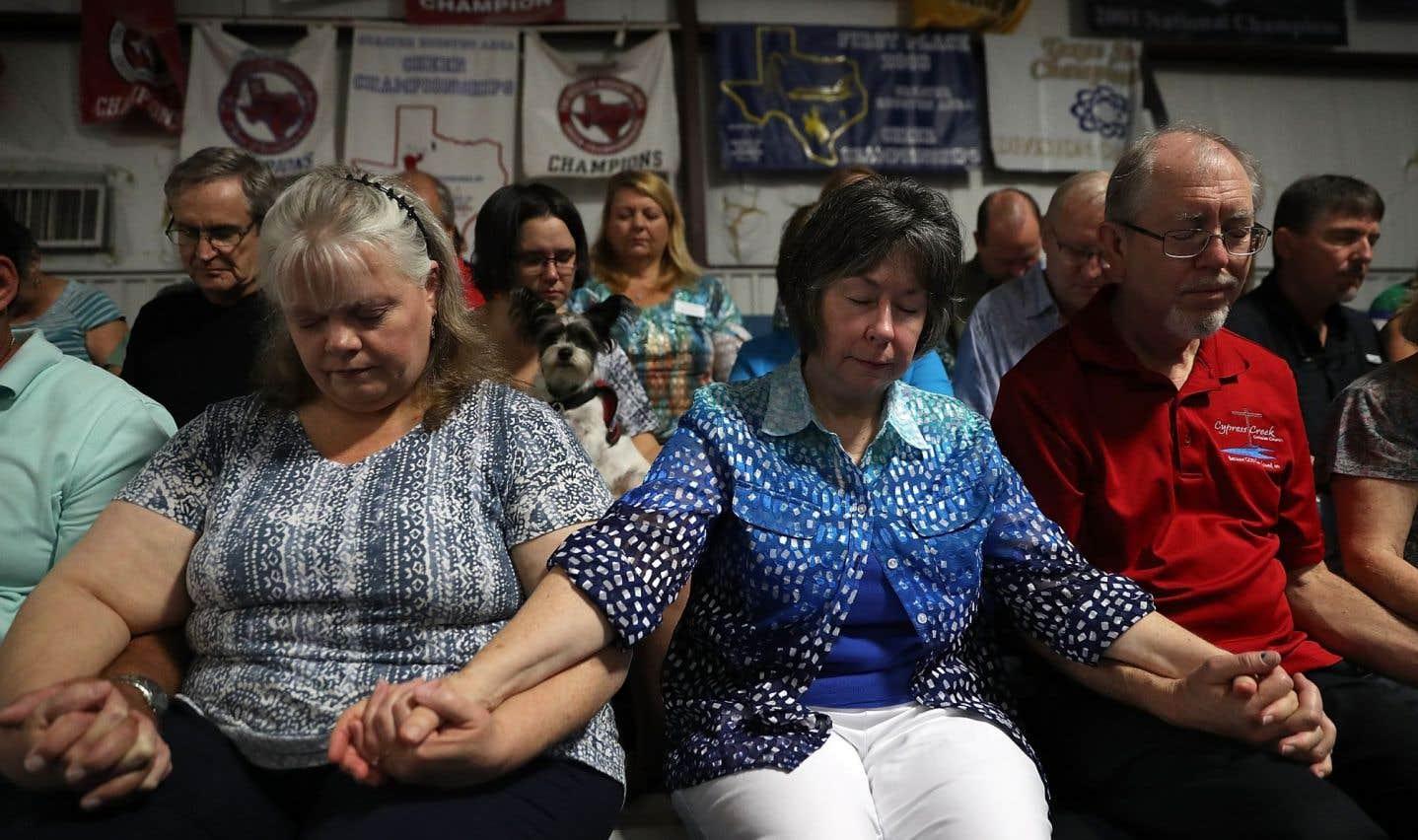 «Harvey»: journée de prière en Amérique, le Texas fait les comptes