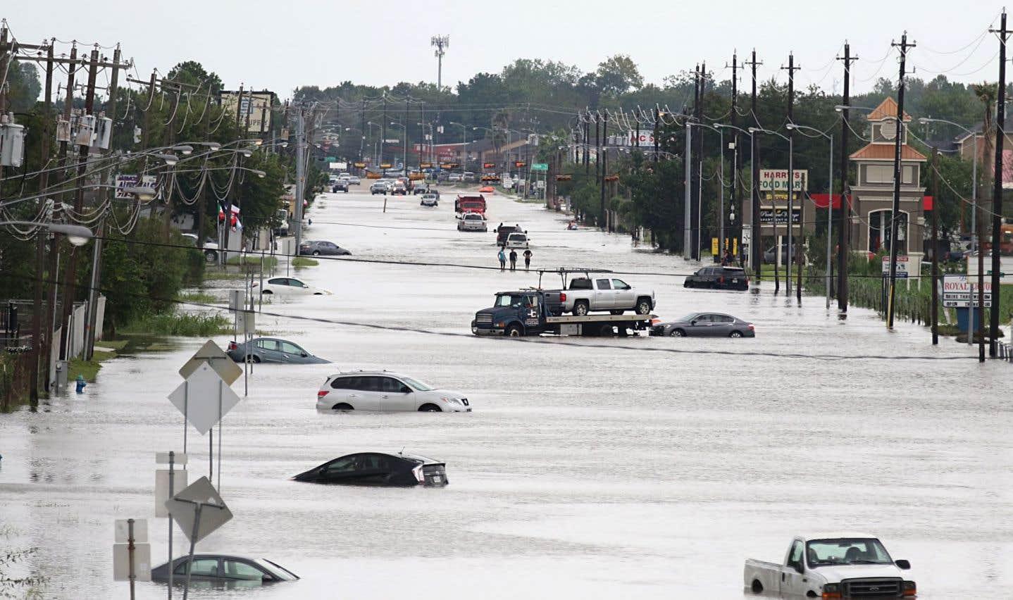 Des ouragans à l'intensité dopée par les changements climatiques
