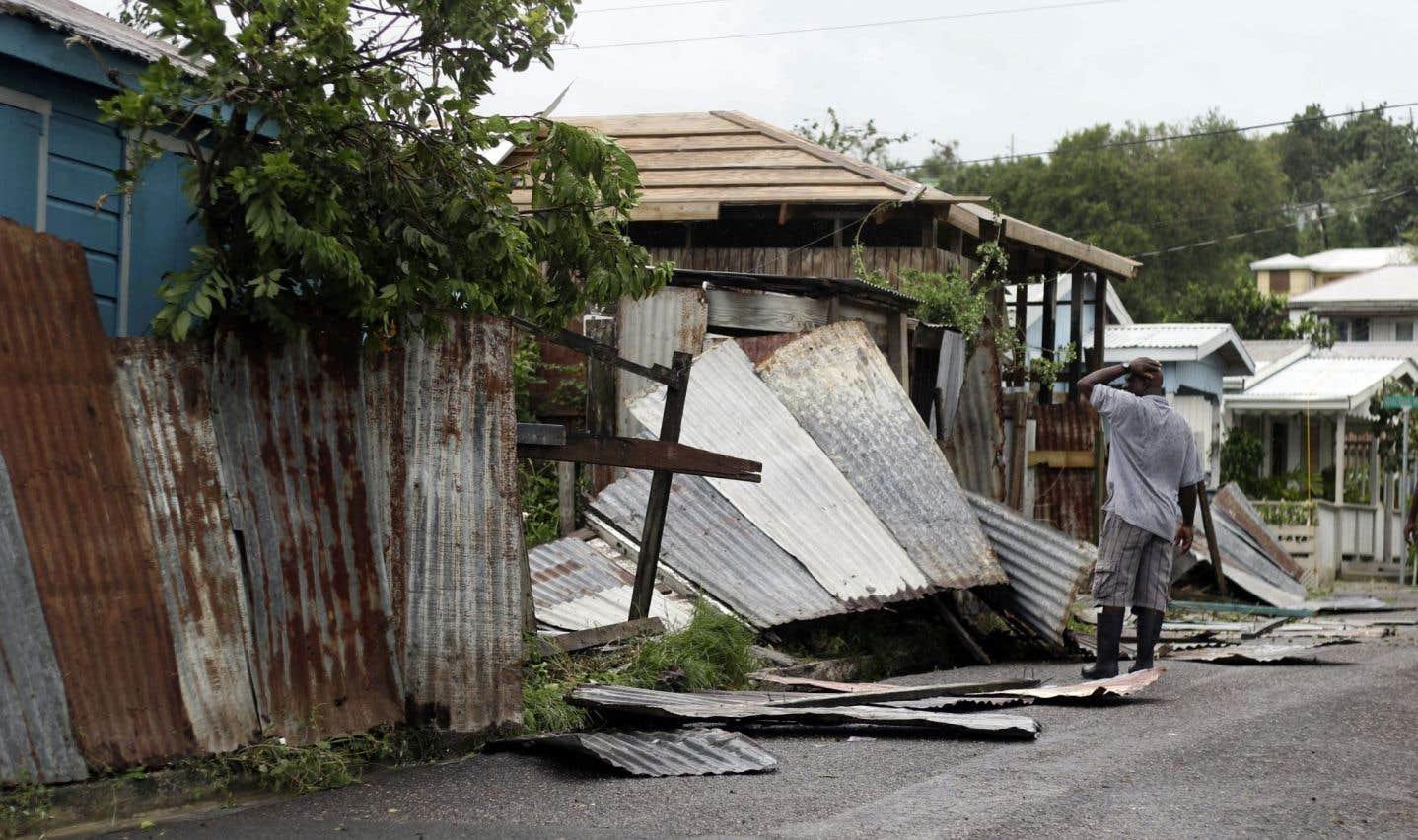 Des Québécois évacués pour éviter l'ouragan «Irma»