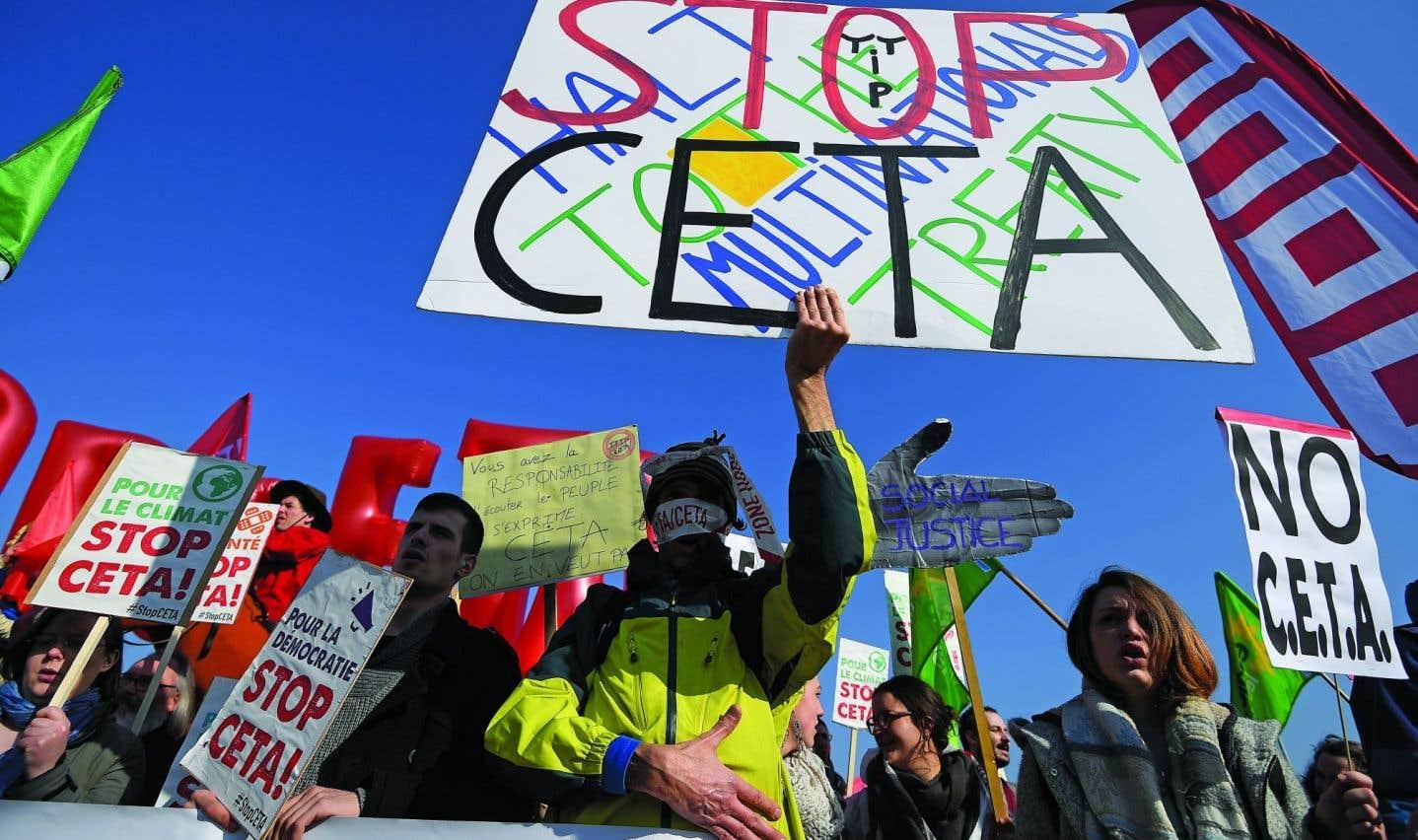 Le traité de libre-échange UE-Canada «manque d'ambition» environnementale
