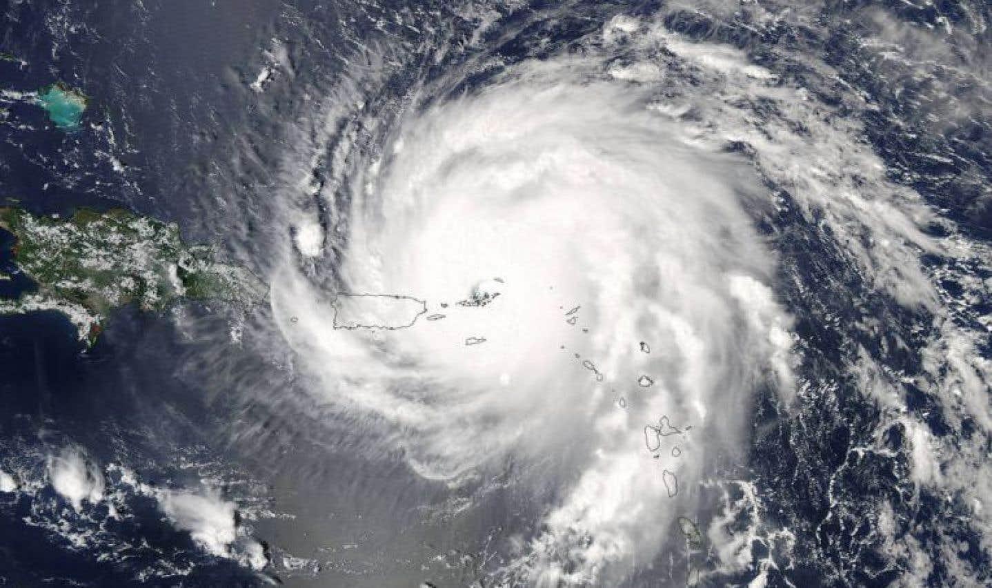 Quelle trajectoire va suivre l'ouragan «Irma»?