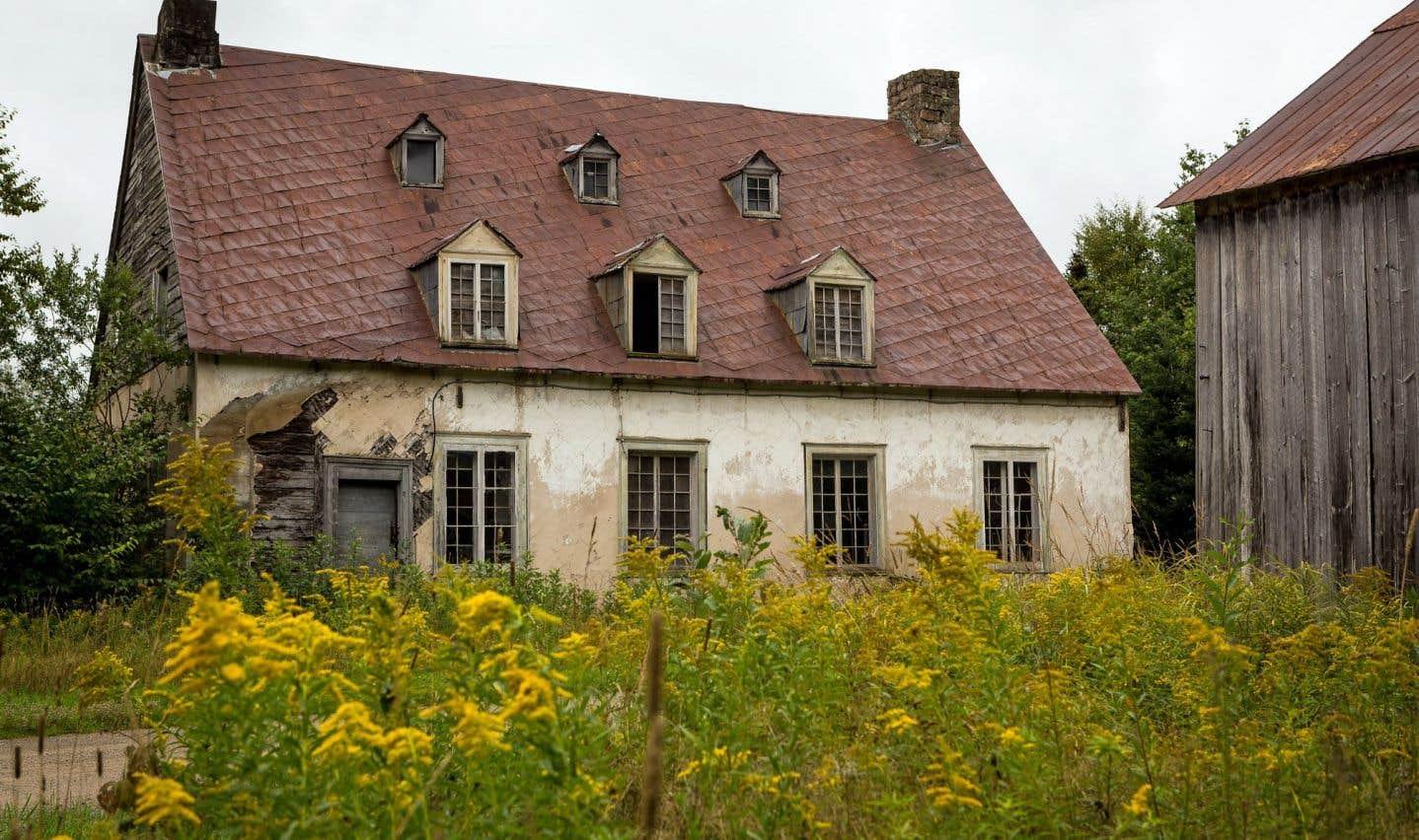 Patrimoine: conflit d'intérêts autour de la maison abandonnée d'un député proche de Louis-Joseph Papineau