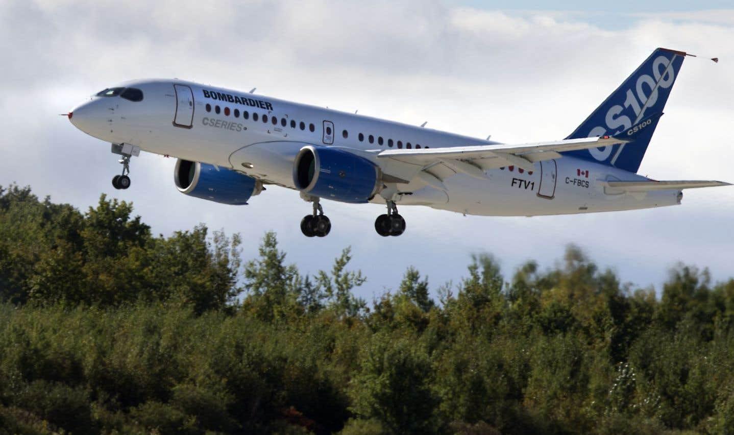 Des transporteurs américains se rangent derrière Bombardier