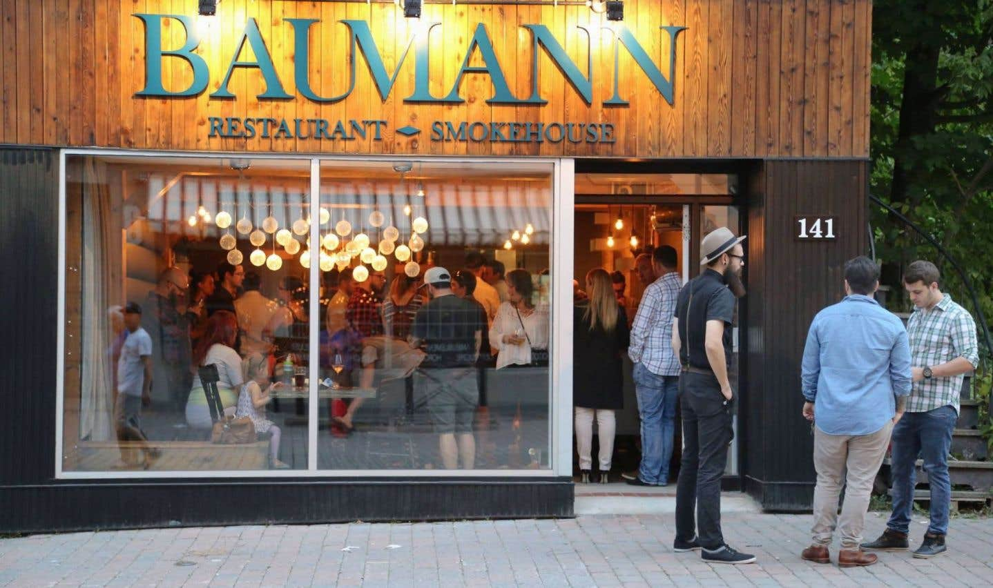 Baumann Smokehouse: Barbes, tatouages et fine cuisine