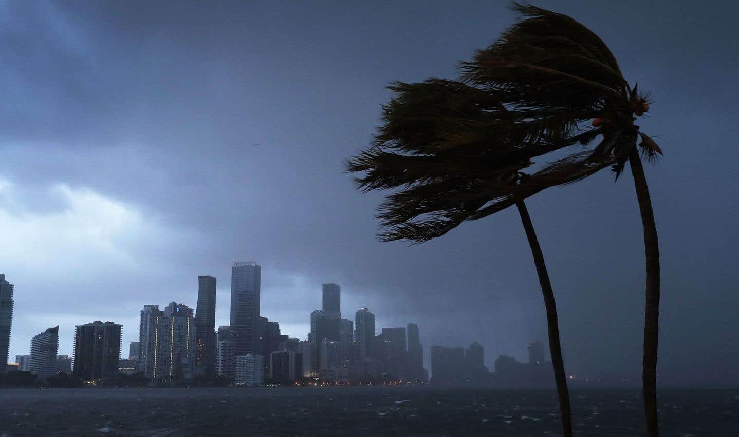La Floride sous le souffle d'«Irma», Cuba toujours en alerte