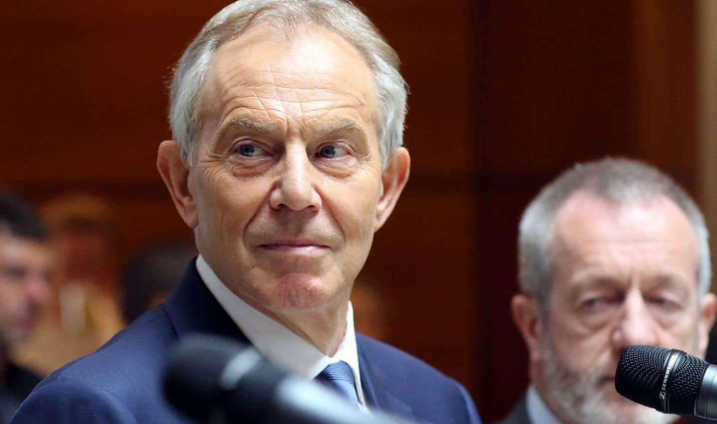 Brexit et immigration: Tony Blair s'invite (encore) dans le débat