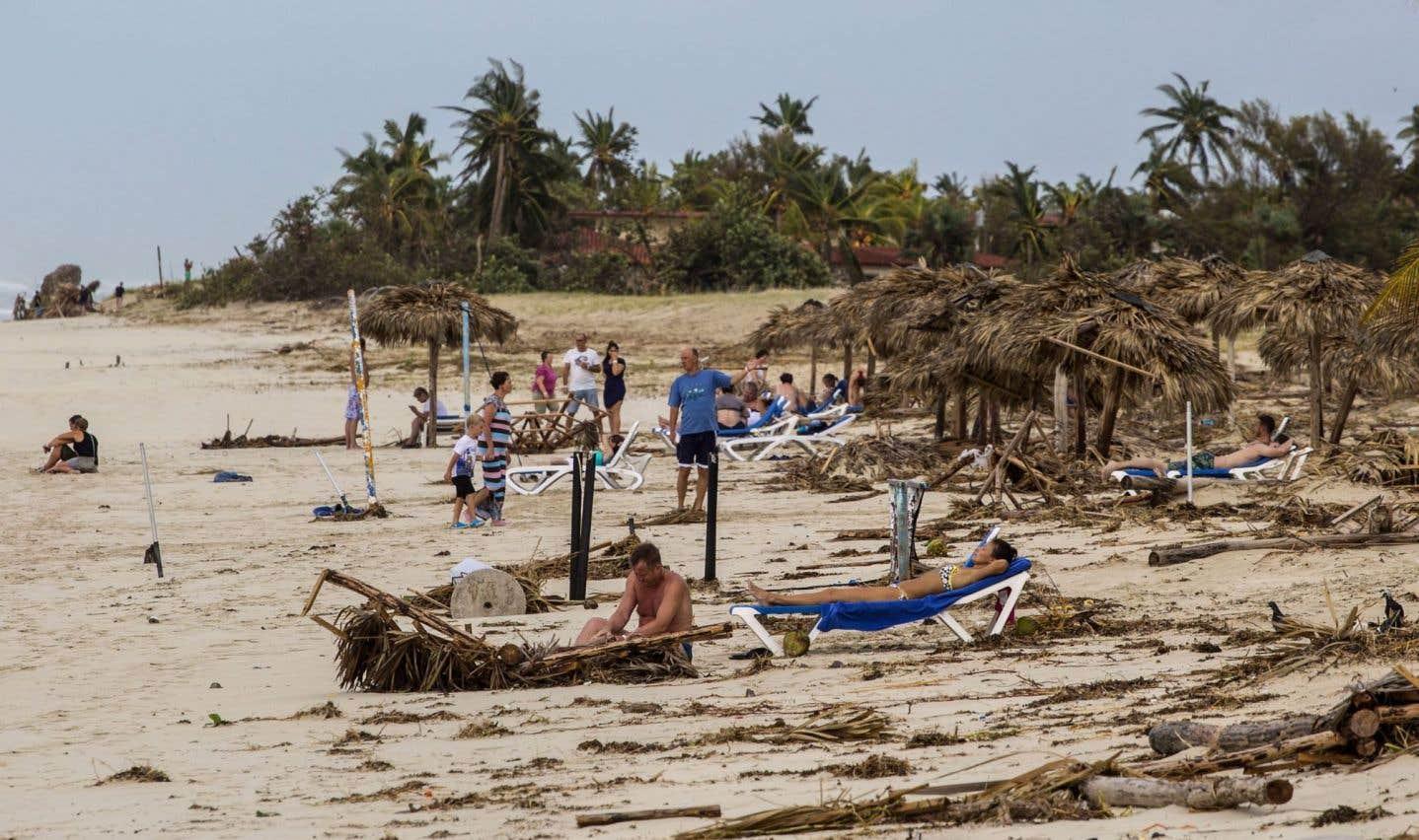 «Irma» donne des maux de tête  aux agences de voyages et à leurs clients