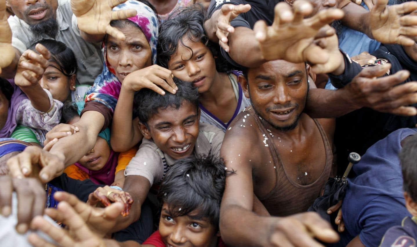 Rohingyas réfugiés au Bangladesh: l'ONU parle de «nettoyage ethnique»