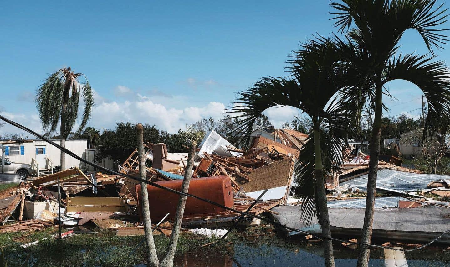 Les ouragans troublent le monde de la réassurance réuni à Monaco