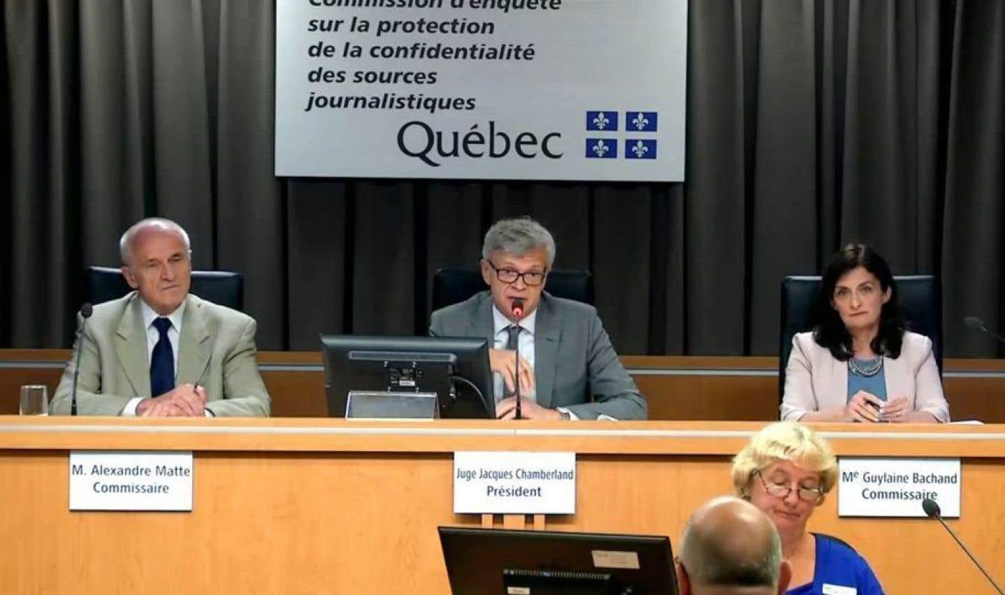La Commission Chamberland a démontré de «graves lacunes», disent des médias