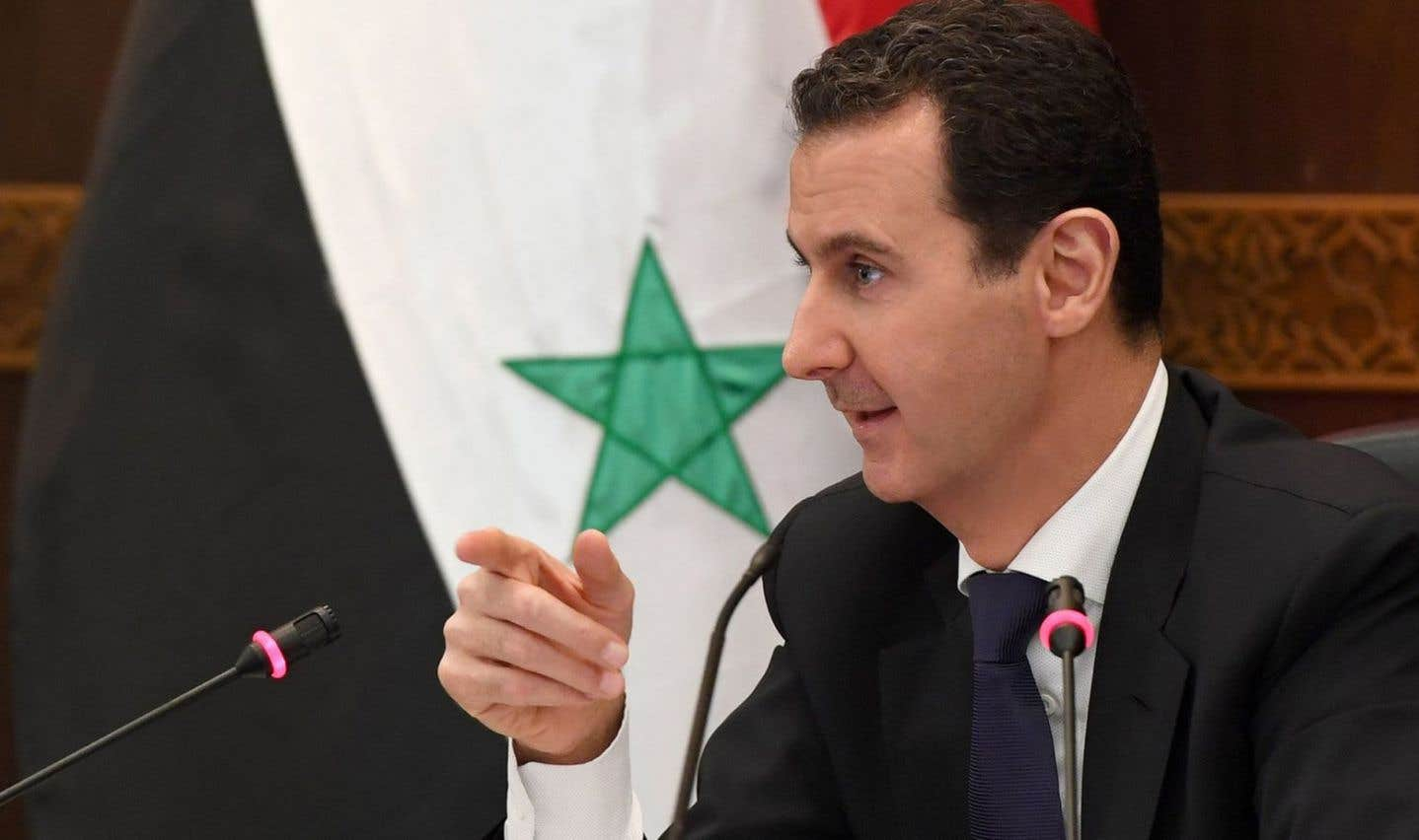 Bachar al-Assad ne se destinait pas à la présidence de son pays, mais bien à une paisible carrière d'ophtalmologiste à Londres.