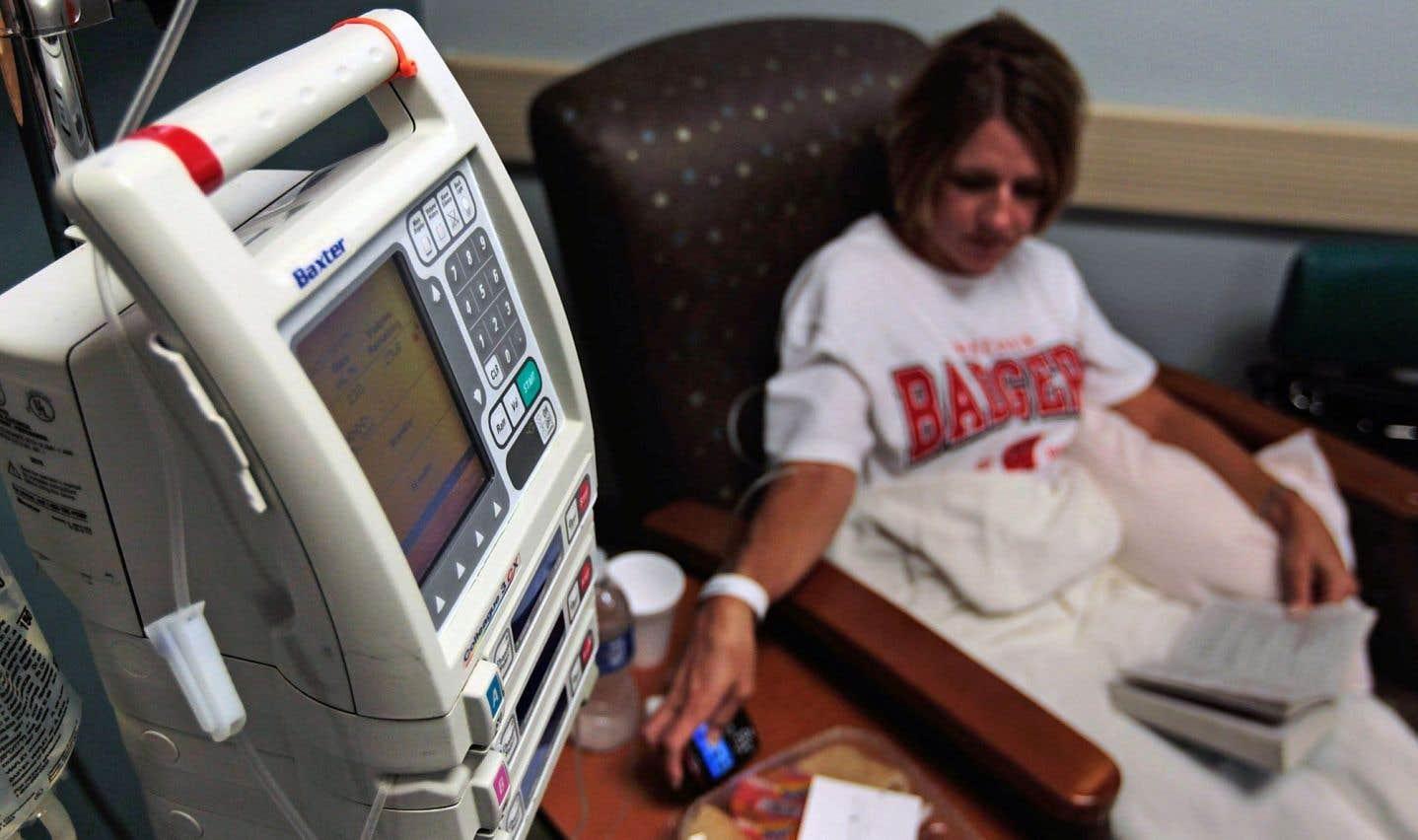 Difficile cohabitation entre chimiothérapie et médecine douce