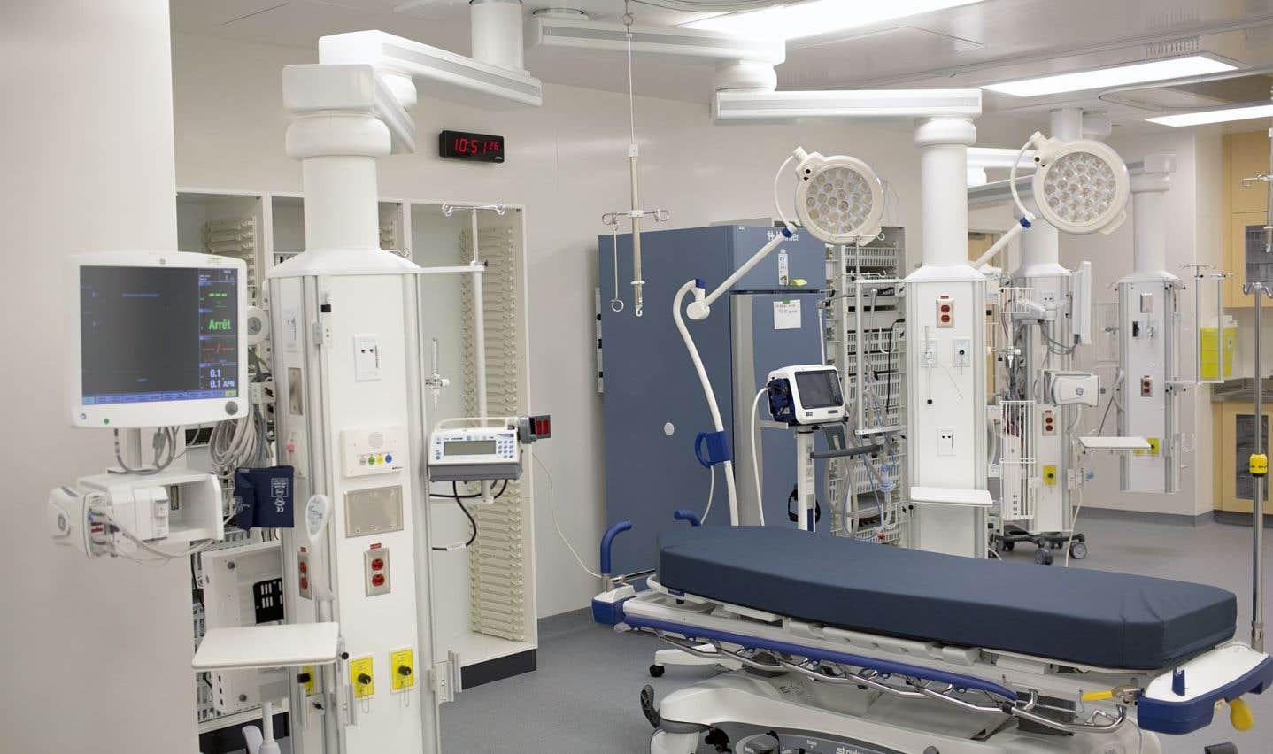 L'«hôpital intelligent» prêt à accueillir les patients