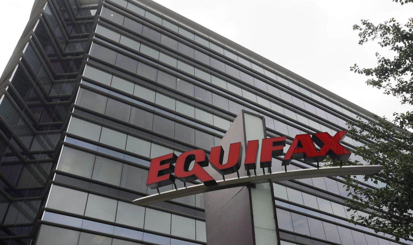 Environ 100000 Canadiens pourraient avoir été touchés par le piratage d'Equifax