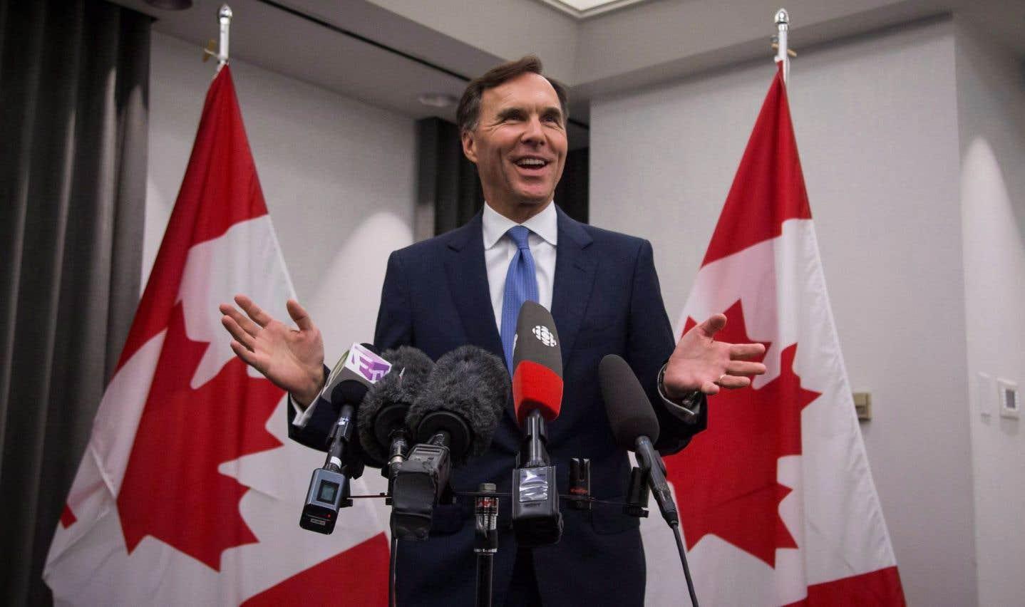 Des investisseurs québécois appuient la réforme Trudeau