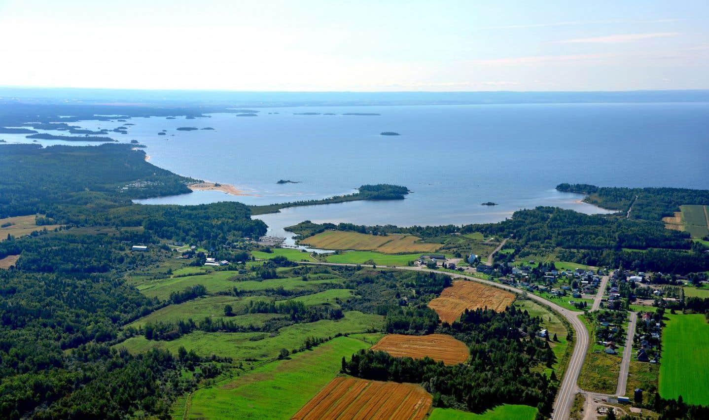 Les plans d'eau du Québec ouverts aux pétrolières