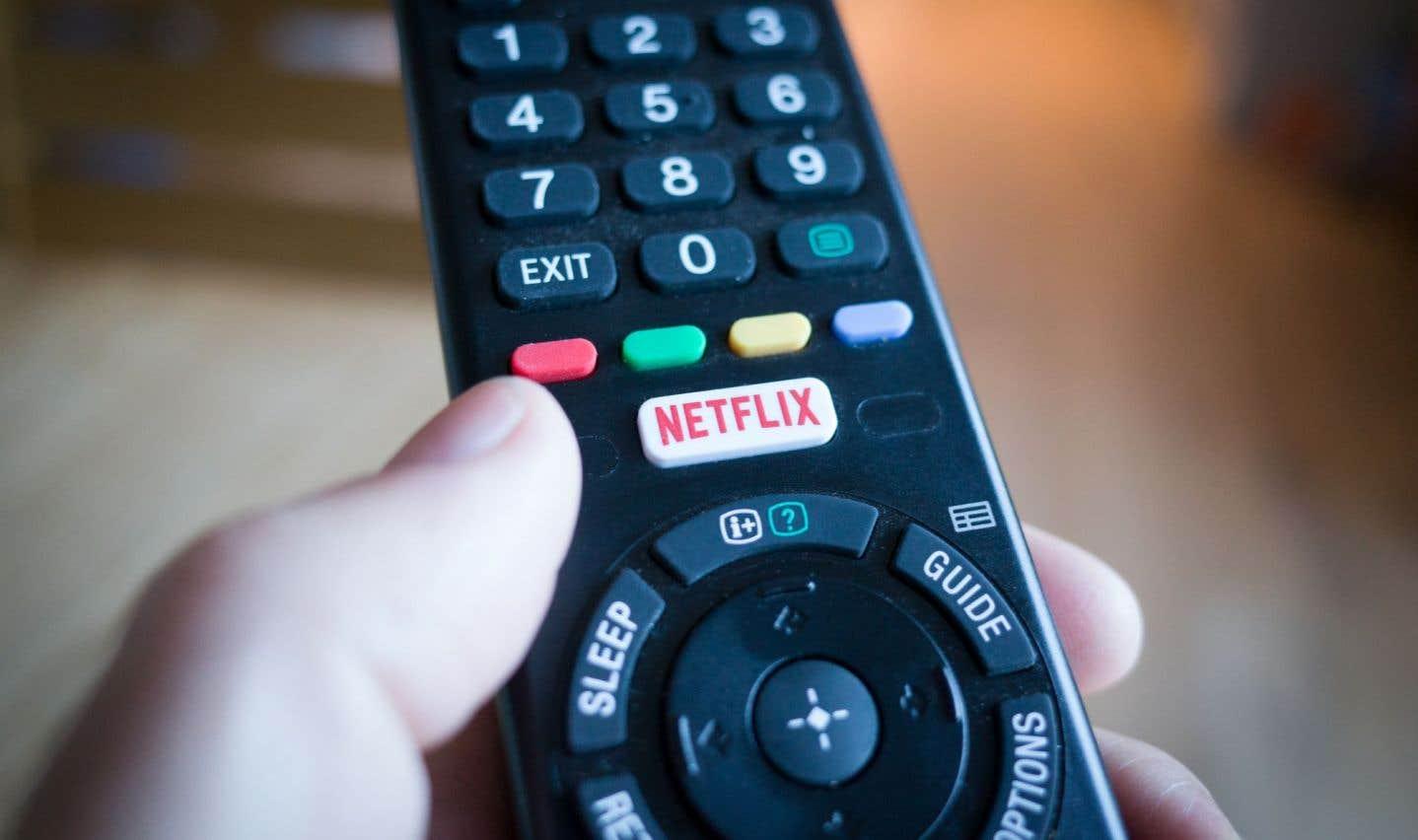 Québec envisage de taxer Netflix seul