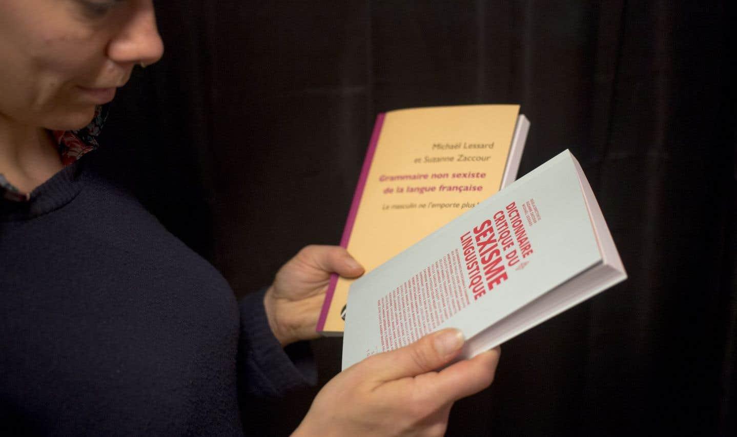 Le genre des mots et le sexe sont deux réalités fort différentes; le mot «personne» est là entre autres pour l'attester, estime l'auteur.