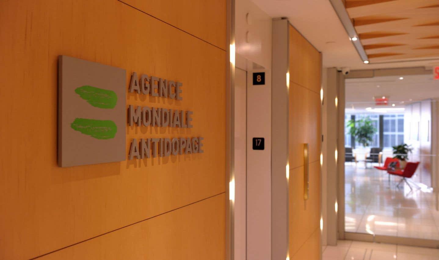 Lors de la réunion du comité exécutif en mai 2017, l'AMA avait demandé à Montréal de détailler son offre de renouvellement de l'entente.